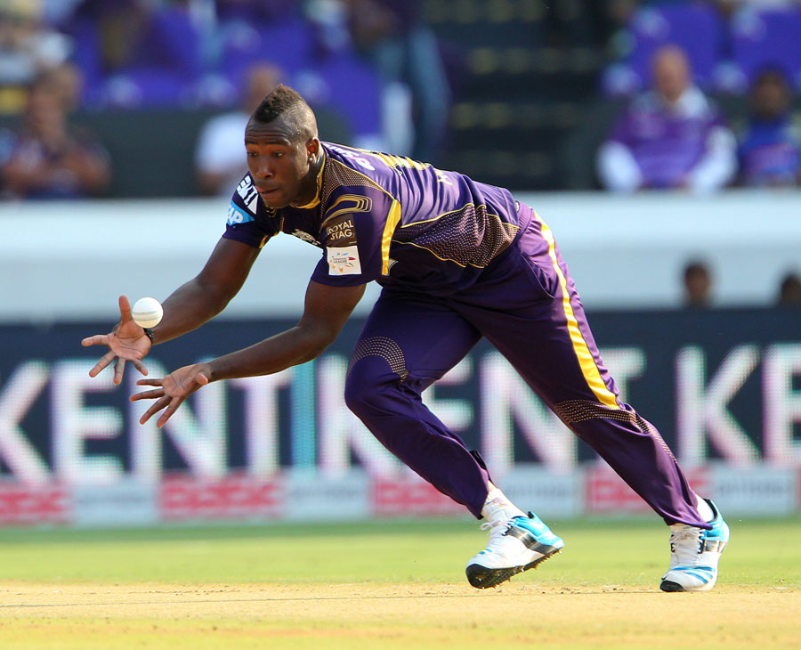 Andre Russell ICC Cricket World cup best fielders