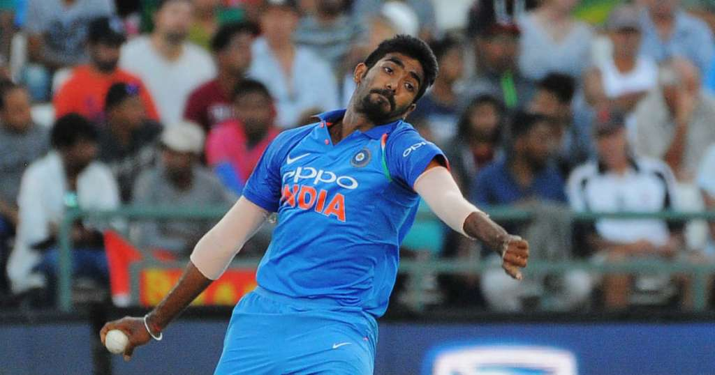 Bumrah in Cricket World Cup 2019