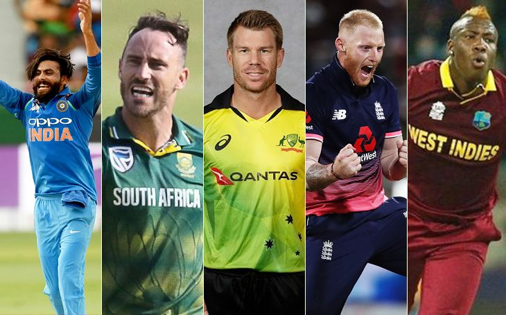ICC world cup 2019 fielders