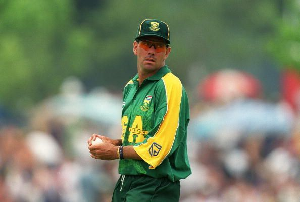 South Africa captain Cronje