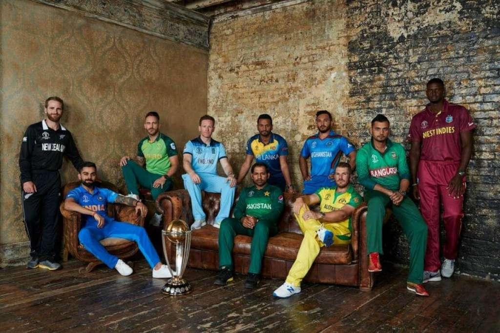 ICC World Cup 2019 Semifinal Scenarios