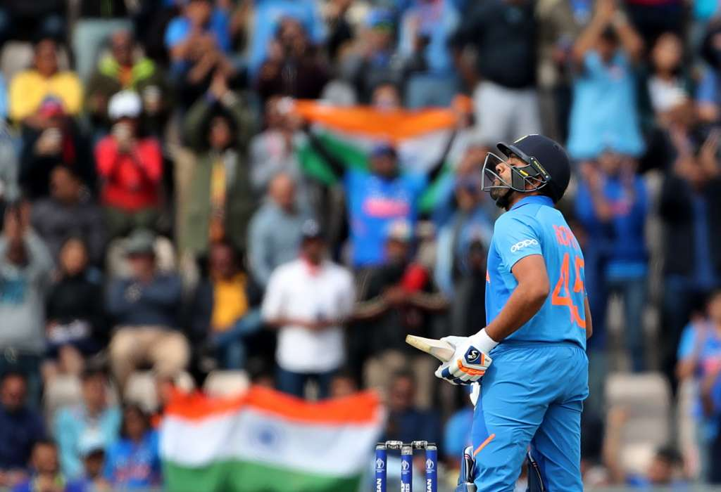 Rohit Sharma Has Gained Legendary Status in World Cup History 2
