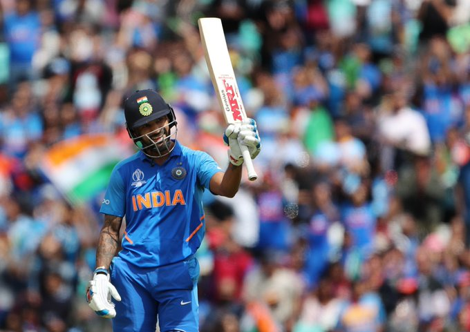 Shikhar Dhawan Injury: 5 Reasons Why 'Gabbar' Is India's Mainstay 1