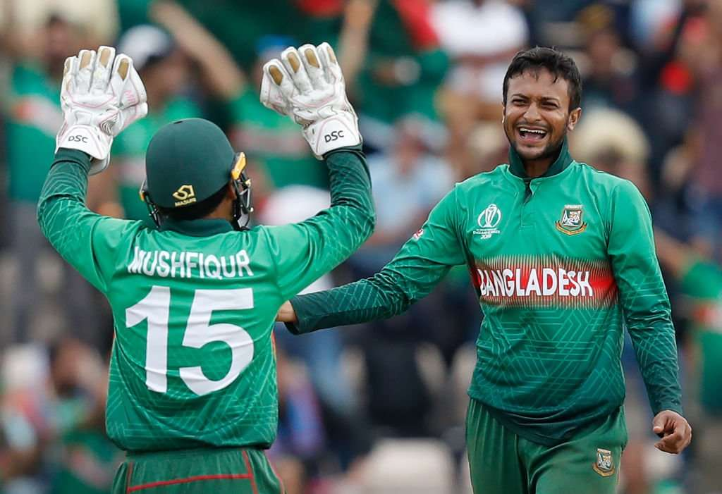 CWC 19: Enigmatic Shakib Al Hasan Has Been Most Valuable Player 3