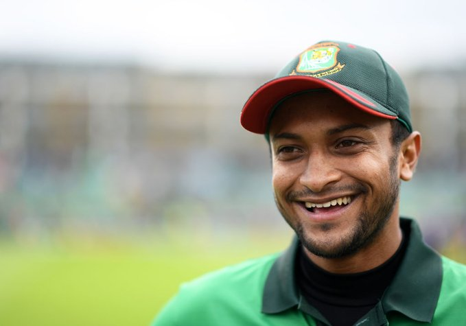 CWC 19: Enigmatic Shakib Al Hasan Has Been Most Valuable Player 1