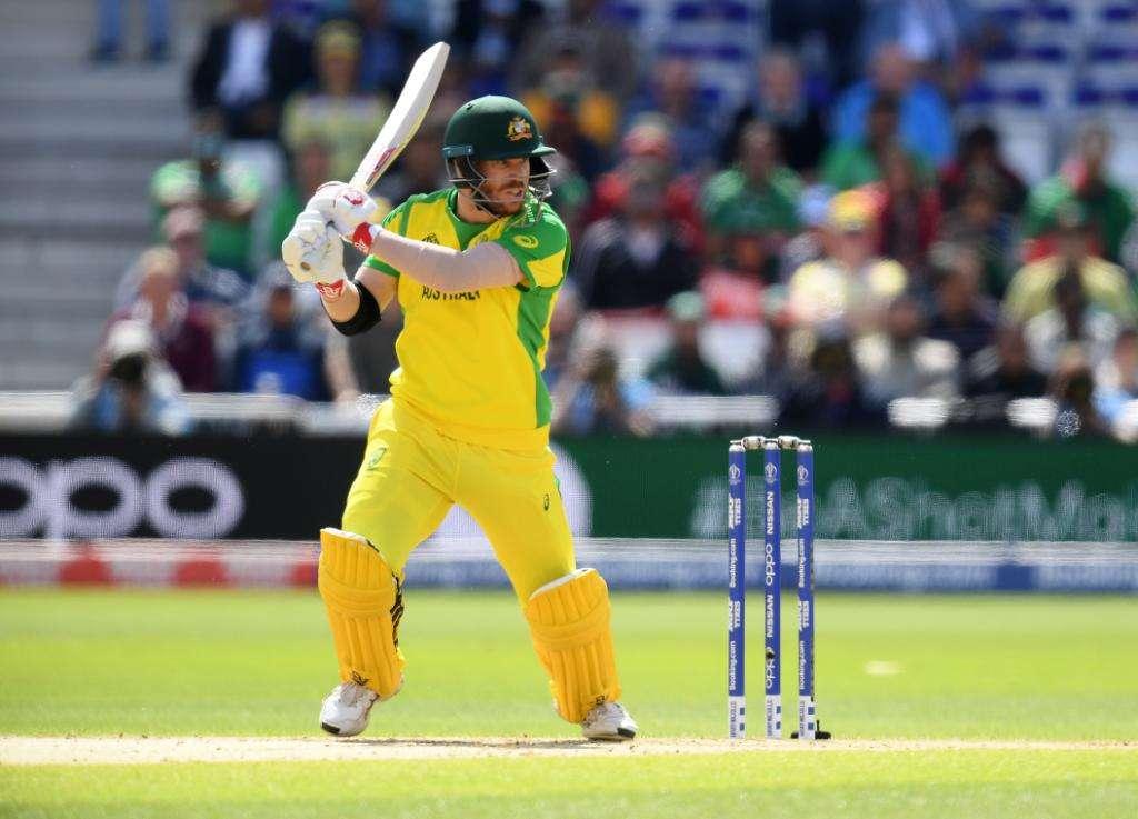 Australian batsman Warner