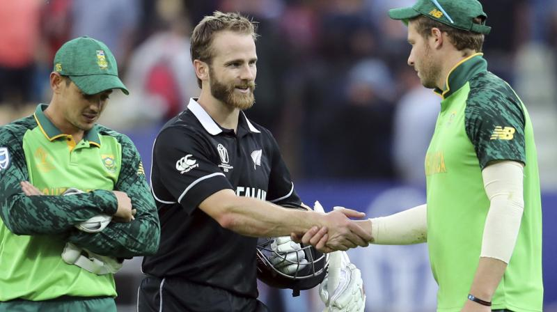 New Zealand on Winning Track