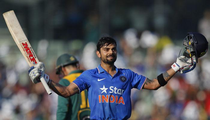 Virat Kohli in India vs Pakistan 2019