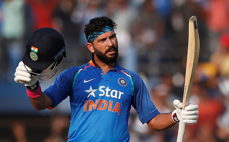 Tribute To Yuvraj Singh: A Look At His Best Career Moments 1