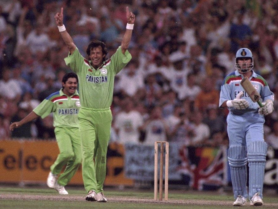 Pakistan win 1992 CWC