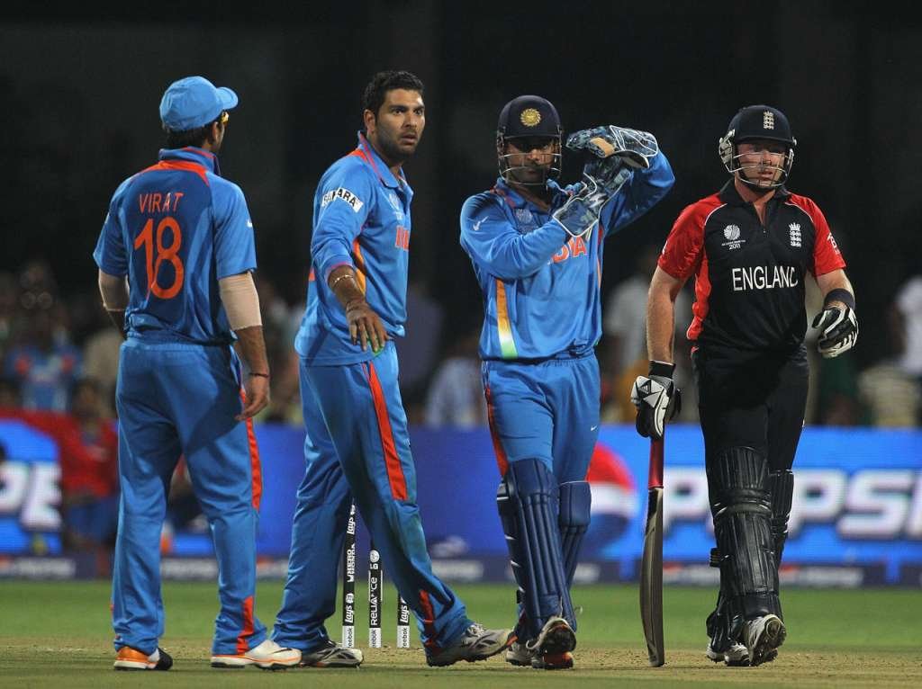 India review LBW decision