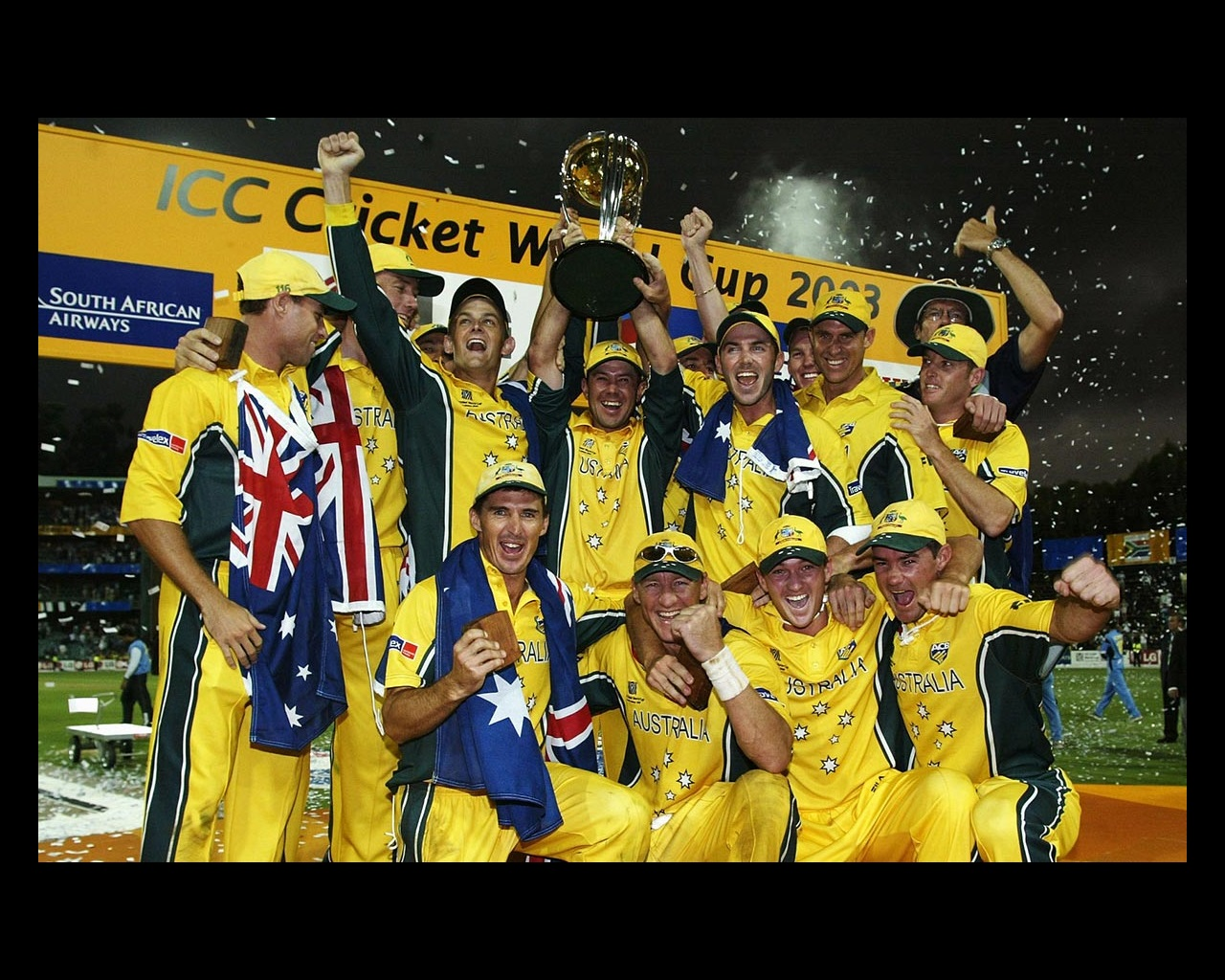 Standout cricket fans who live and breathe the sport 1