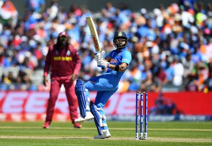 2019 World Cup: Record-breaking Virat Kohli The GOAT In ODIs 1