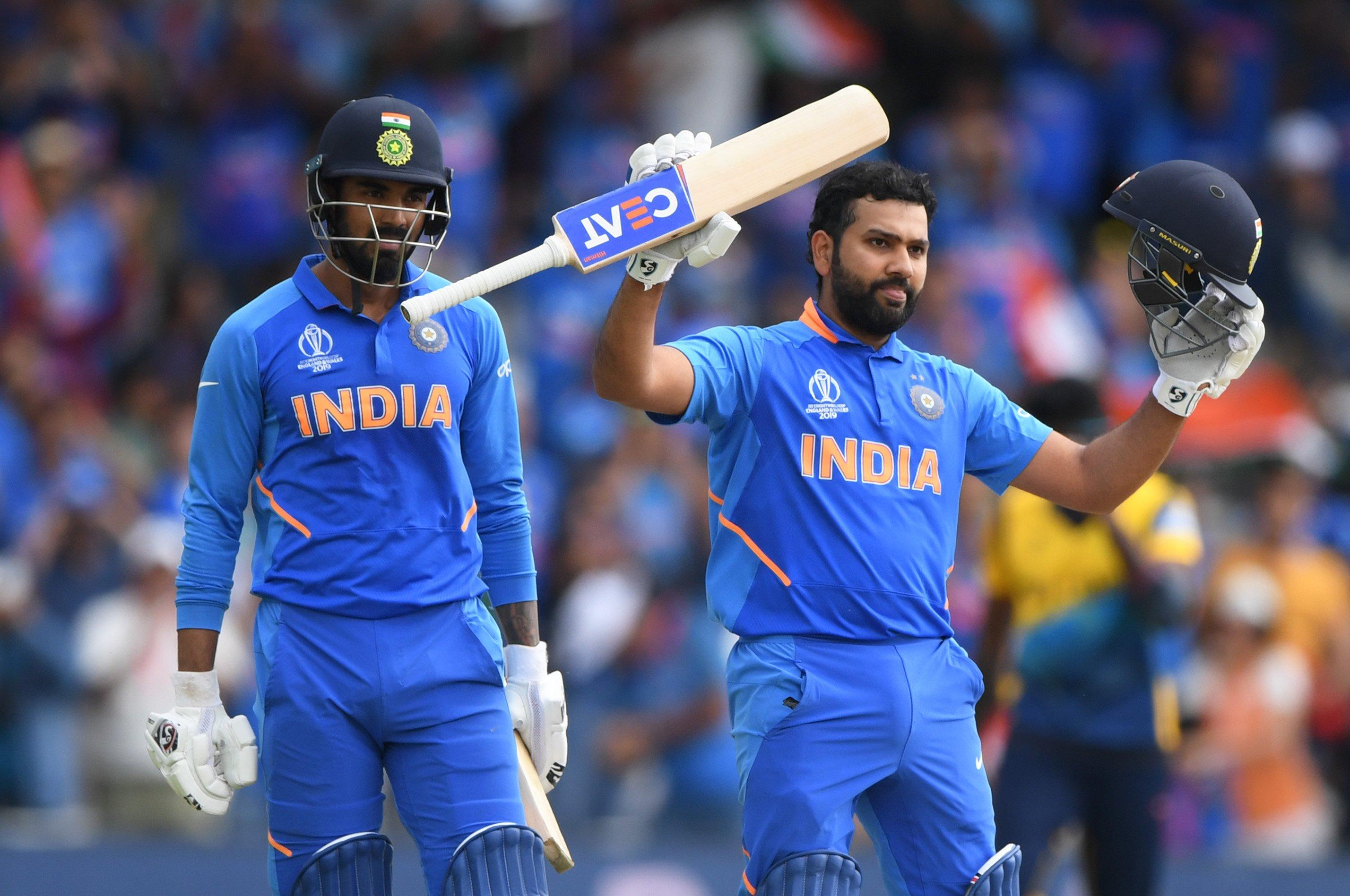 India's opener Rohit