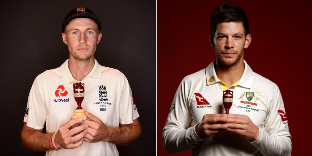 about the ashes series