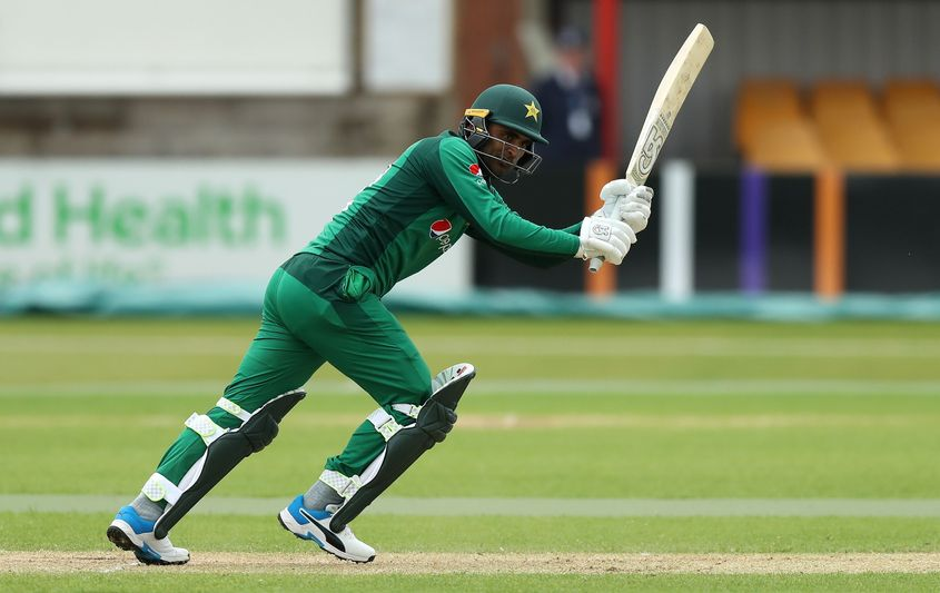 Fakhar failed in CWC 19
