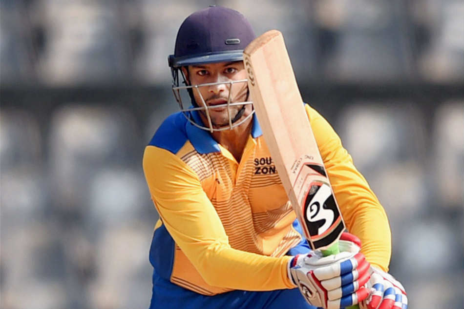 The Journey Of Mayank Agarwal To India's 2019 World Cup Squad 1