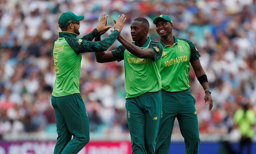 SA bowler Rabada
