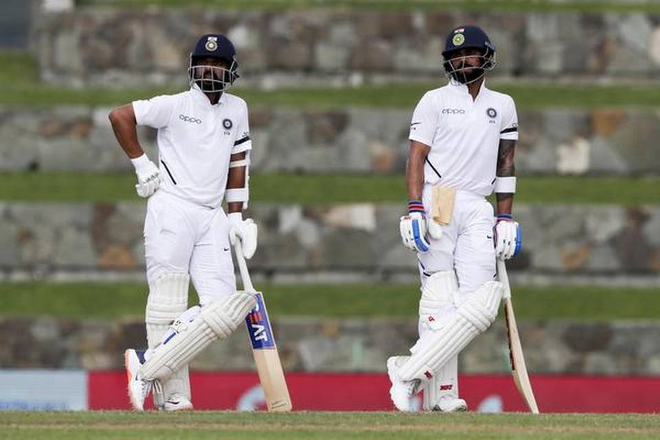 India-West Indies, 1st Test, Day 3 3
