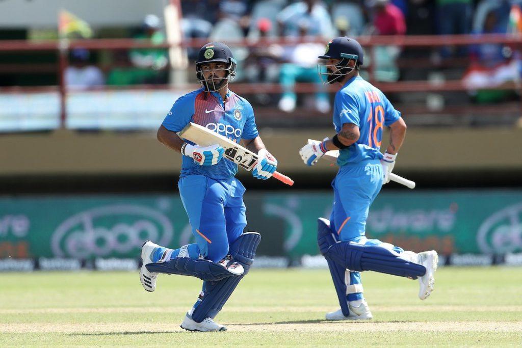 India's tour of West Indies 2019