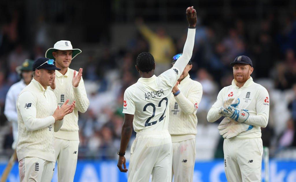 Jofra Archer Test Cricket Career