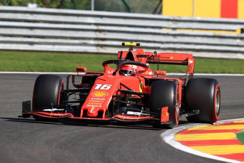 2019 Belgian GP qualifying