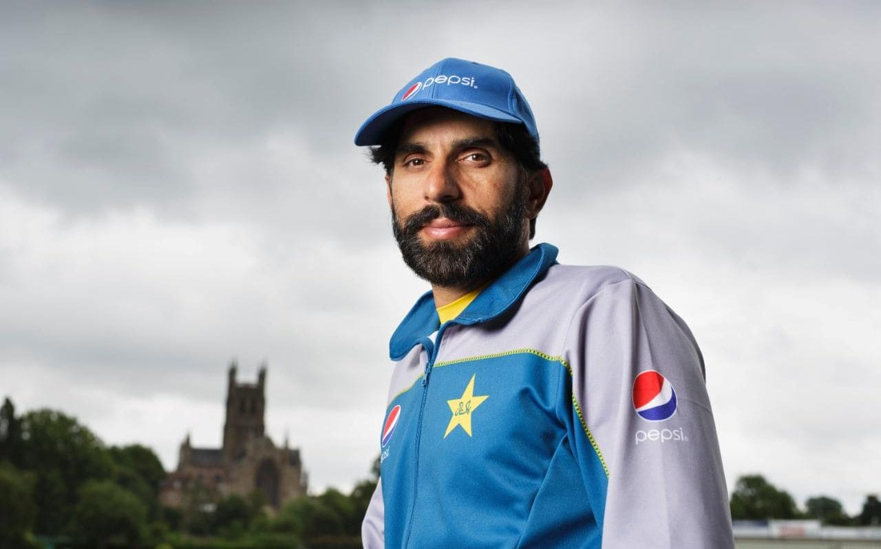 misbah-ul-haq as head coach