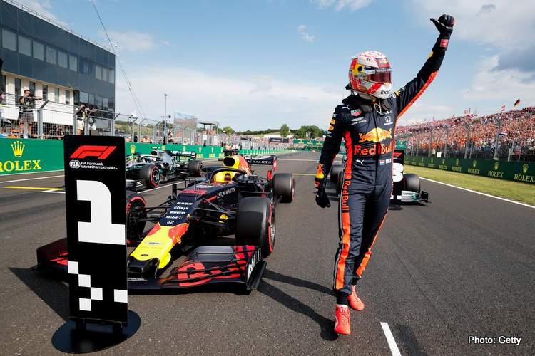 Max Verstappen's 2019 form