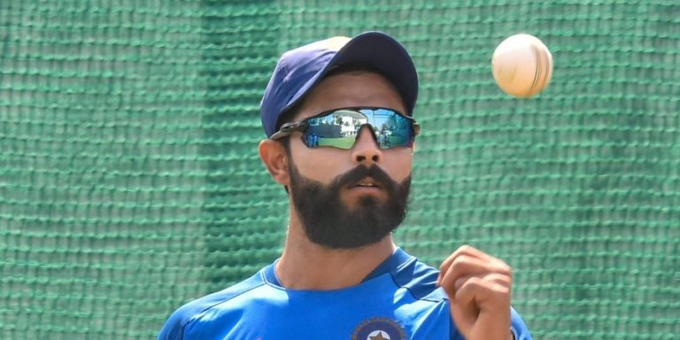 Ravindra Jadeja test record