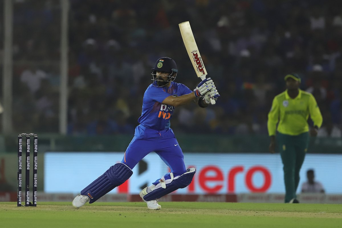 Highest T20I run-scorer