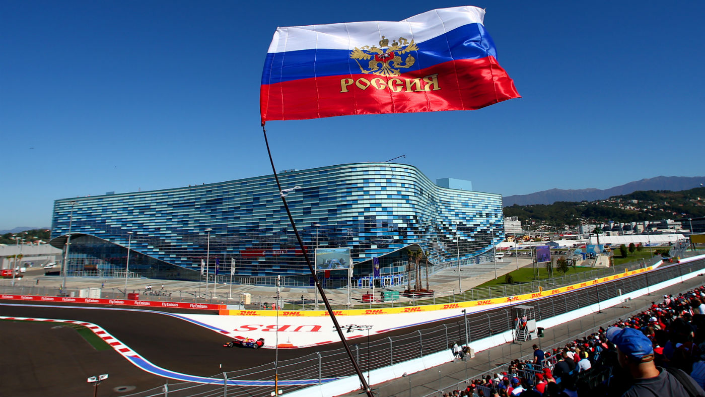 Russian Grand Prix moving out of Sochi