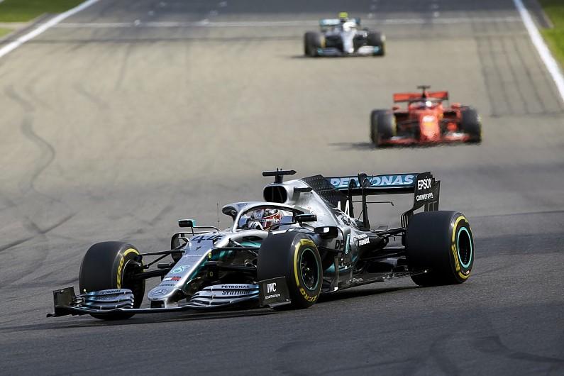 Lewis Hamilton's record at Monza