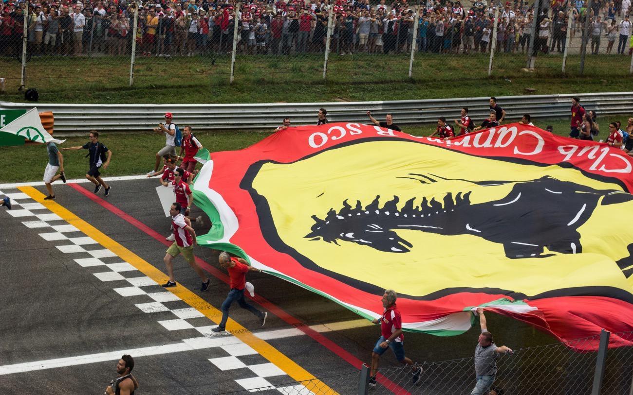 Monza's future