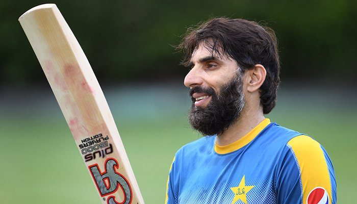 Misbah named Pakistan Head Coach