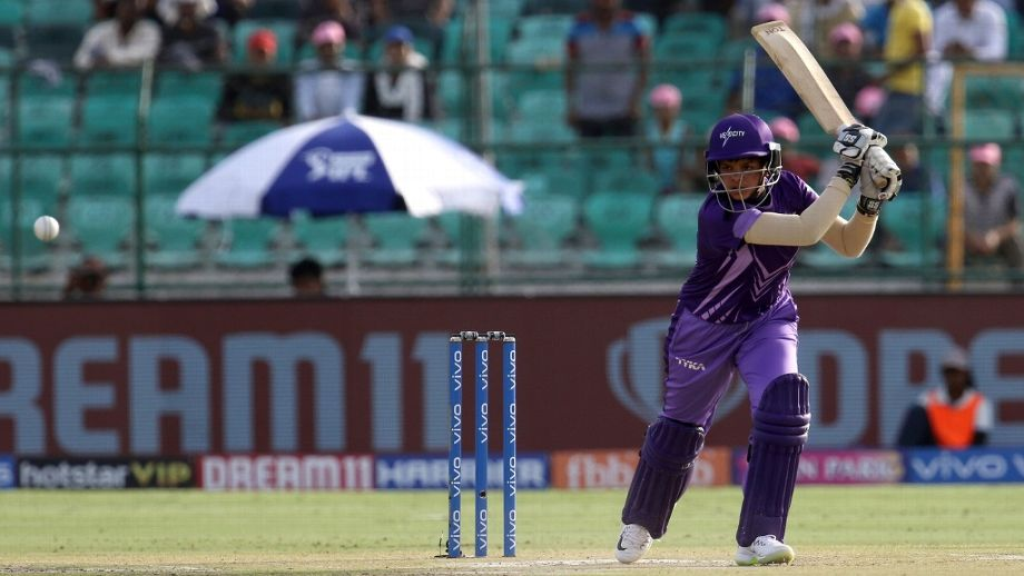 Shafali Verma in the T20 squad