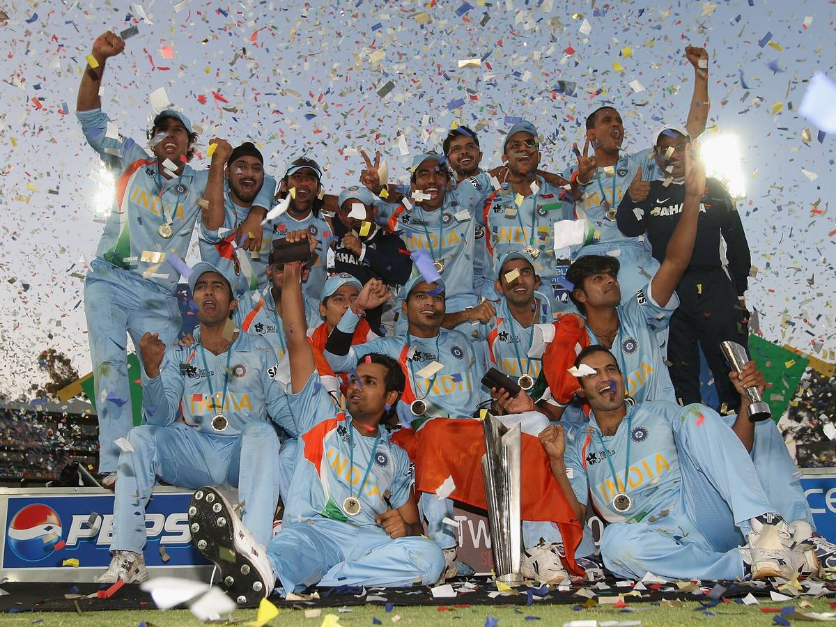 ICC T20 world Cup 2007