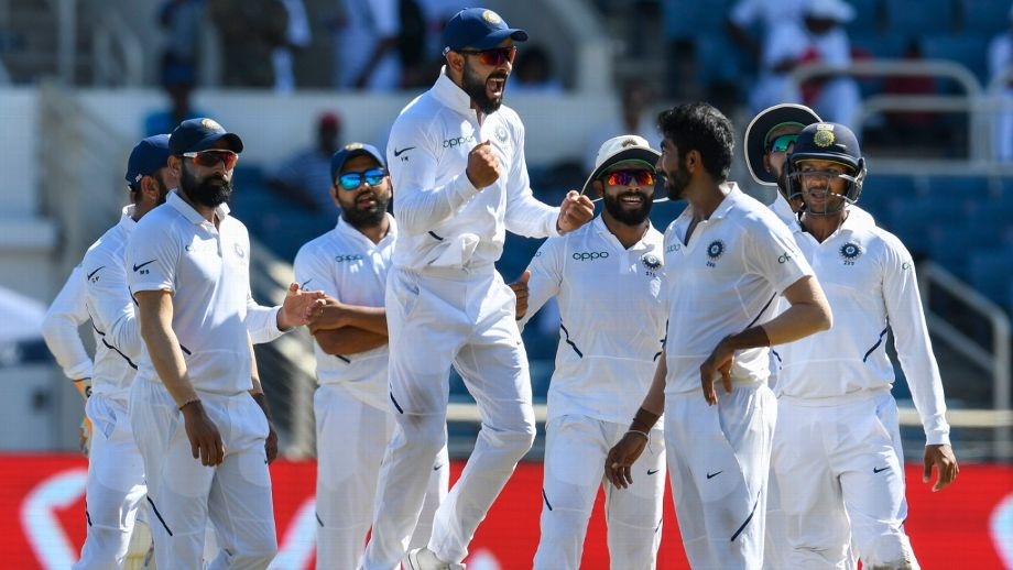 India West Indies 2nd Test Day 2