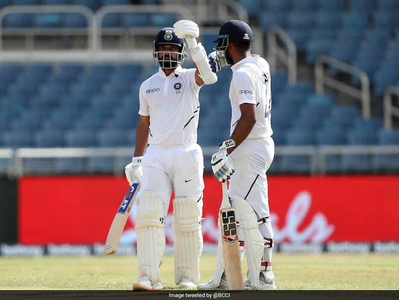 India West Indies 2nd Test Day 3