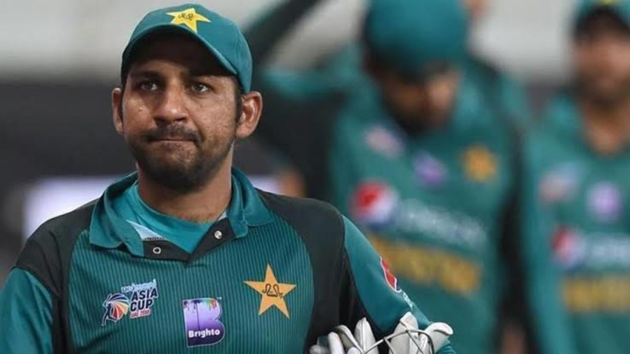 Sarfaraz Ahmed Pakistan Cricket Board