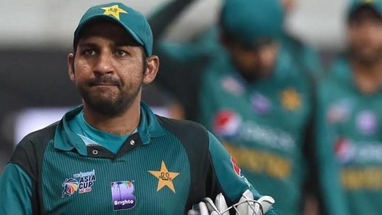 Sarfaraz Ahmed Pakistan Cricket Board