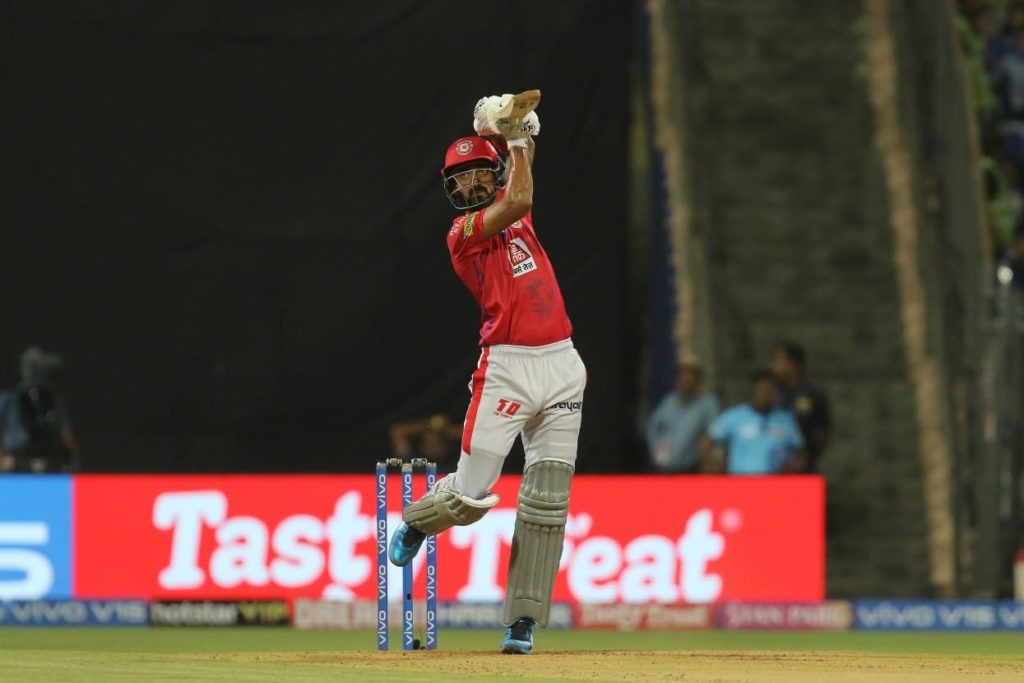 Rahul plays for KXIP