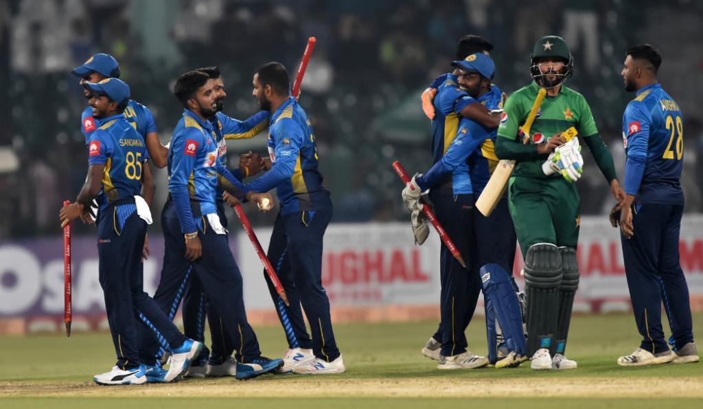 Pakistan Struggles In T20Is
