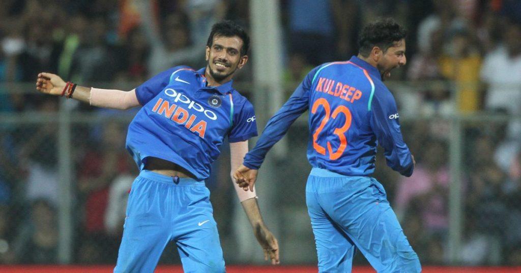 India vs Windies: Wrist spinners