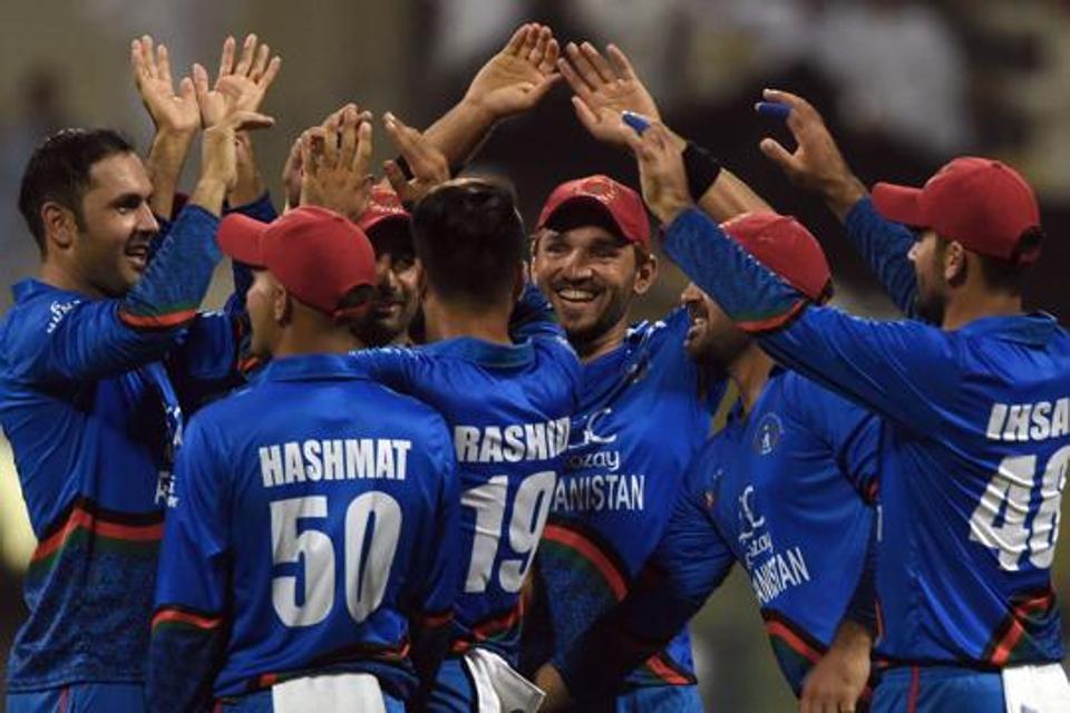 West Indies vs Afghanistan T20s