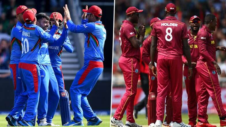 West Indies vs Afghanistan T20