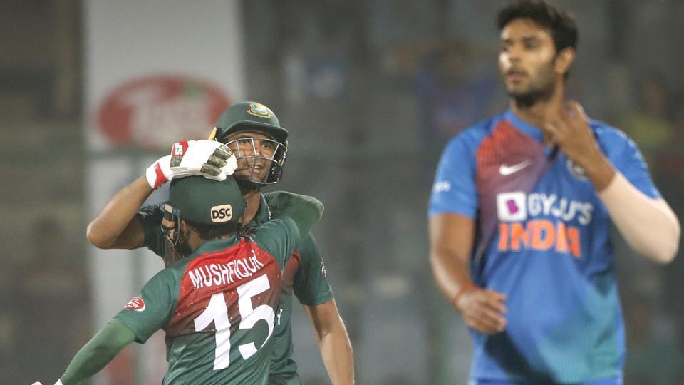 Ind vs Ban 1st T20I Highlights