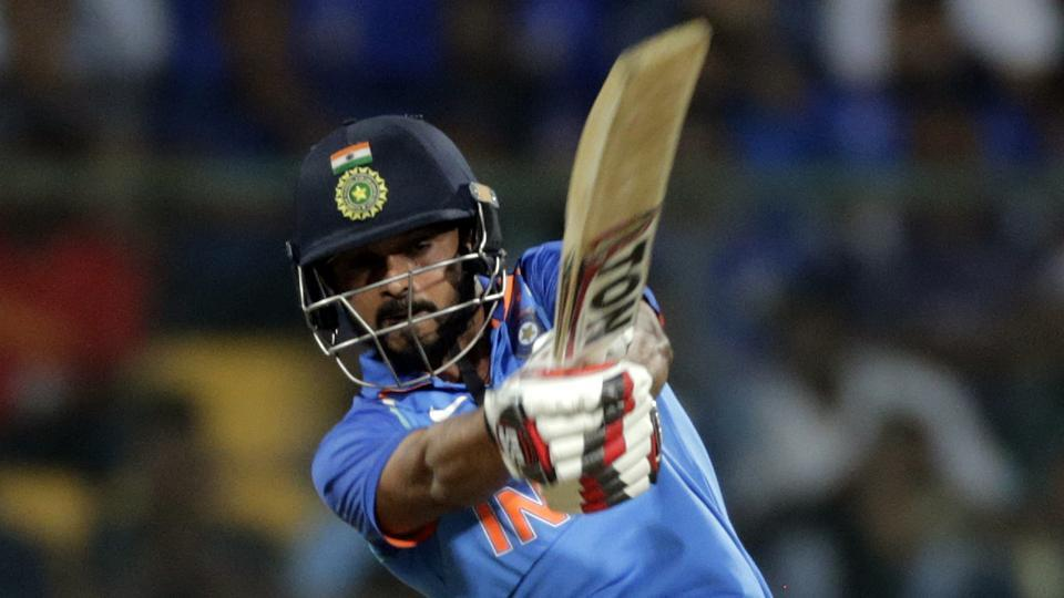 Jadhav selected against Windies