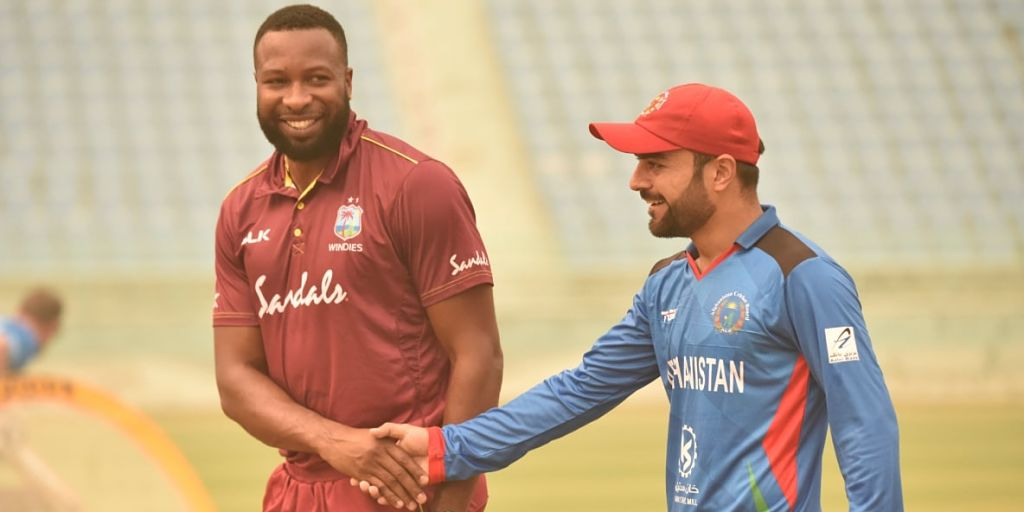 Afghanistan vs West Indies Highlights