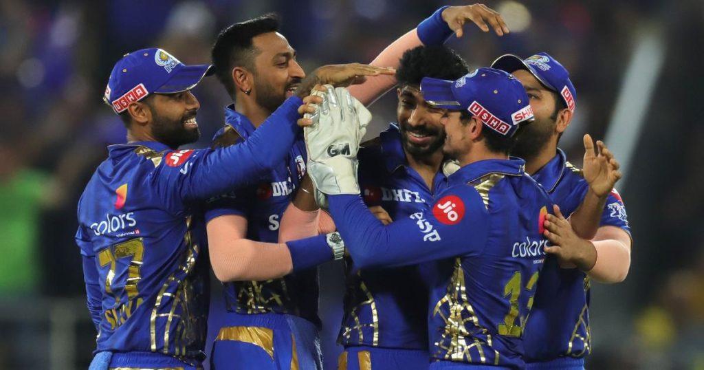 Mumbai Indians IPL 2020