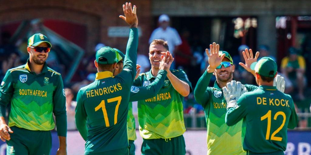 best moments for South Africa in 2019